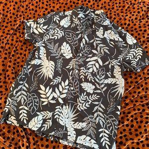 Men's Madewell Hawaiian Shirt Madewell
